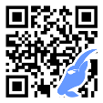 QR bar code for BlueCapra.com