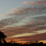 Picture a day - sunset - 01-13-12