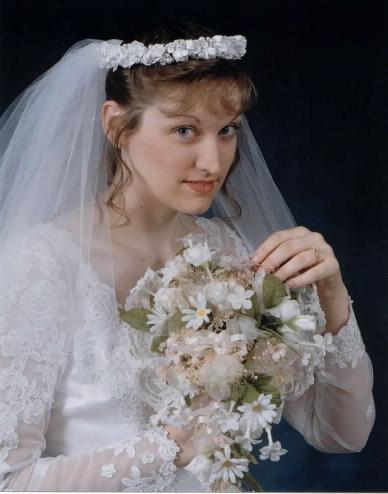 My wife Sharon