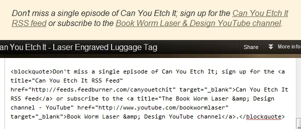 WordPress How-to: Shortcode - before