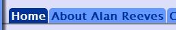 1st on Google - About Alan Reeves navigation link on BlueCapra.com