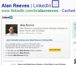 1st on Google - The Search for Alan Reeves - Week 30