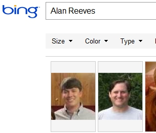 1st on Google - The Search for Alan Reeves - Week 31