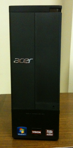 Small Business IT for Non-Geeks - Computers - Small form factor computer by Acer