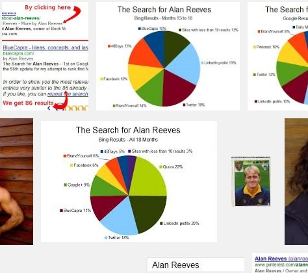 Where's Alan Reeves - Getting To 1st on Google - Week 108