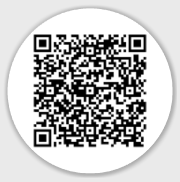 Getting Started with QR codes - Digital mockup of a QR code sticker from Moo