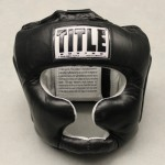 Title Pro Full Face Training Headgear Review - Front of the headgear