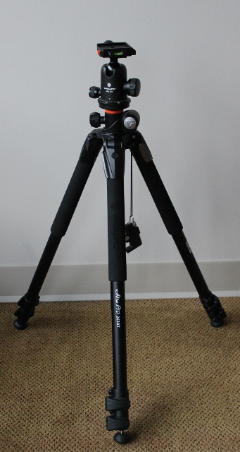 Vanguard - 263AT legs and SBH-100 ball head