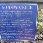 Muddy Creek signs - Muddy Creek
