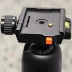 Vanguard SBH-100 - Quick release button