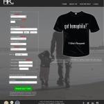 Got Hemophilia t-shirt request form