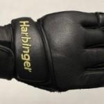 harbinger-320-gloves-review-krav-maga-wearing