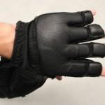 harbinger-320-gloves-review-krav-maga-wearing-unwrapped