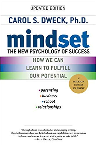 Cover of Mindset by Carol Dweck
